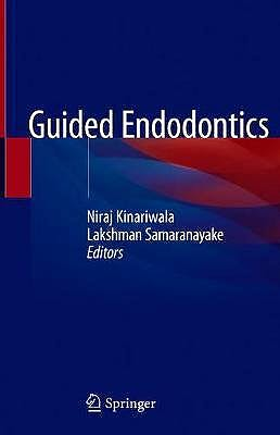 Portada del libro 9783030552800 Guided Endodontics