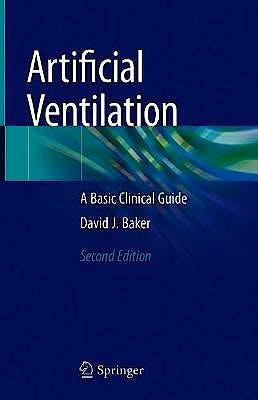 Portada del libro 9783030554071 Artificial Ventilation. A Basic Clinical Guide