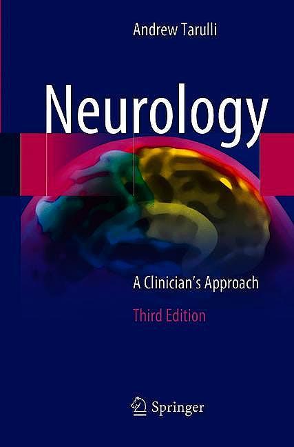 Portada del libro 9783030555979 Neurology. A Clinician's Approach