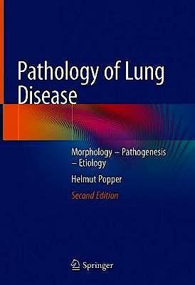 Portada del libro 9783030557423 Pathology of Lung Disease. Morphology, Pathogenesis, Etiology