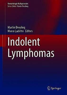 Portada del libro 9783030559885 Indolent Lymphomas (Hematologic Malignancies)