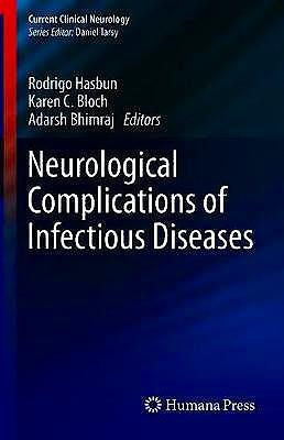 Portada del libro 9783030560836 Neurological Complications of Infectious Diseases