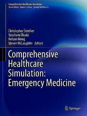 Portada del libro 9783030573652 Comprehensive Healthcare Simulation: Emergency Medicine