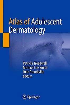 Portada del libro 9783030586331 Atlas of Adolescent Dermatology