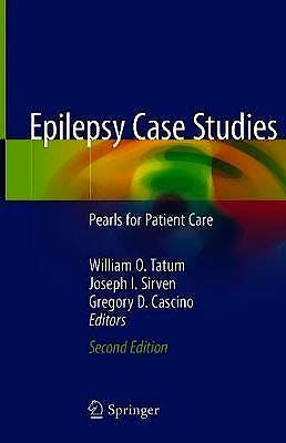 Portada del libro 9783030590772 Epilepsy Case Studies. Pearls for Patient Care
