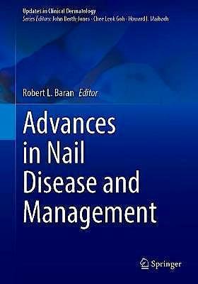 Portada del libro 9783030599966 Advances in Nail Disease and Management