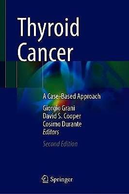 Portada del libro 9783030619183 Thyroid Cancer. A Case-Based Approach