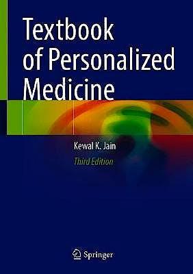 Portada del libro 9783030620790 Textbook of Personalized Medicine