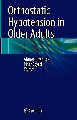 Portada del libro 9783030624927 Orthostatic Hypotension in Older Adults