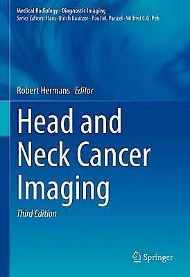 Portada del libro 9783030647346 Head and Neck Cancer Imaging