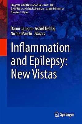 Portada del libro 9783030674021 Inflammation and Epilepsy. New Vistas