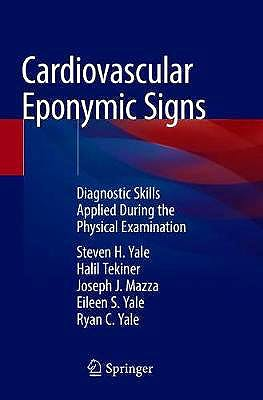 Portada del libro 9783030675950 Cardiovascular Eponymic Signs. Diagnostic Skills Applied During the Physical Examination
