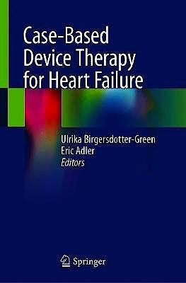 Portada del libro 9783030700379 Case-Based Device Therapy for Heart Failure