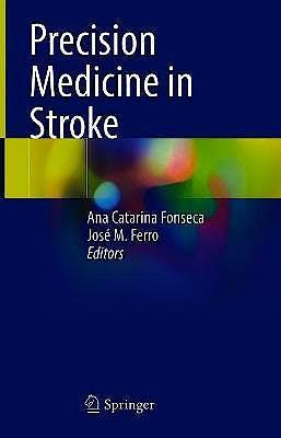 Portada del libro 9783030707606 Precision Medicine in Stroke