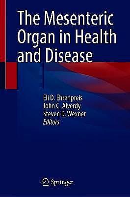 Portada del libro 9783030719623 The Mesenteric Organ in Health and Disease
