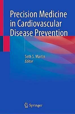Portada del libro 9783030750541 Precision Medicine in Cardiovascular Disease Prevention