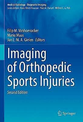 Portada del libro 9783030753610 Imaging of Orthopedic Sports Injuries