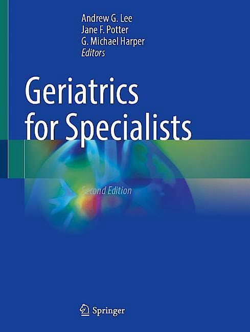 Portada del libro 9783030762704 Geriatrics for Specialists