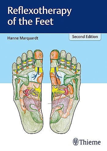 Portada del libro 9783131252425 Reflexotherapy of the Feet