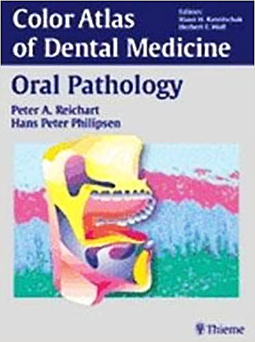 Portada del libro 9783131258816 Color Atlas of Dental Medicine. Oral Pathology