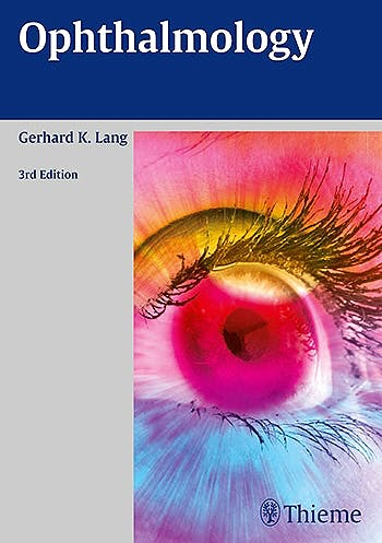 Portada del libro 9783131261632 Ophthalmology