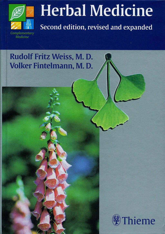 Portada del libro 9783131263322 Herbal Medicine