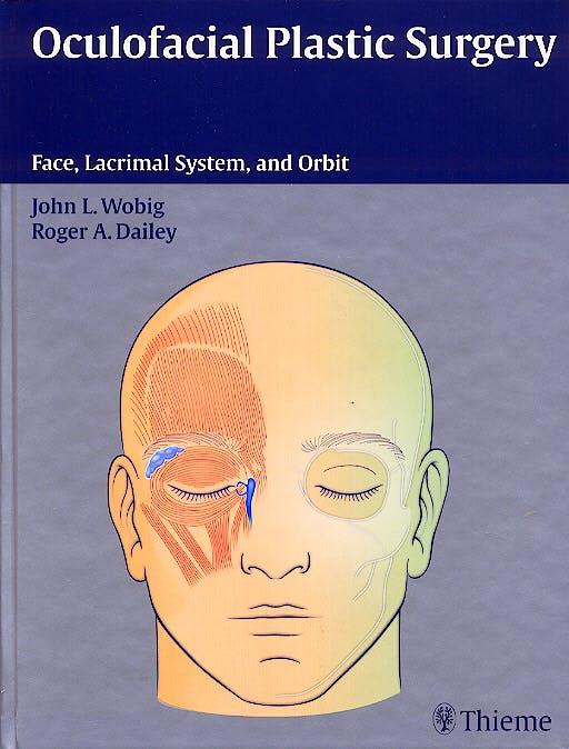 Portada del libro 9783131279217 Oculofacial Plastic Surgery
