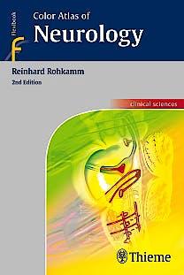 Portada del libro 9783131309327 Color Atlas of Neurology