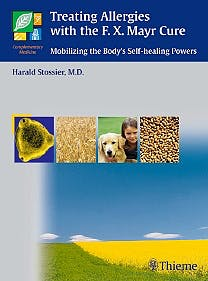 Portada del libro 9783131353610 Treating Allergies with the f.x. Mayr-Cure
