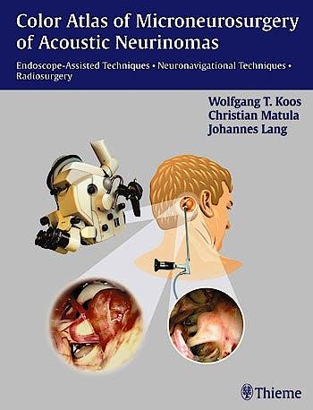 Portada del libro 9783131364623 Color Atlas of Microneurosurgery, 3 Vols.