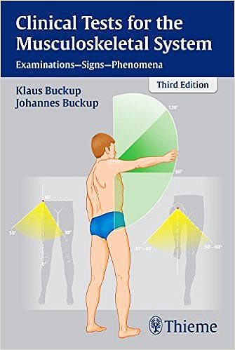 Portada del libro 9783131367938 Clinical Tests for the Musculoskeletal System