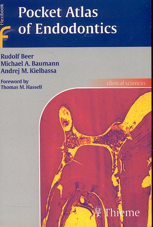 Portada del libro 9783131397812 Pocket Atlas of Endodontics