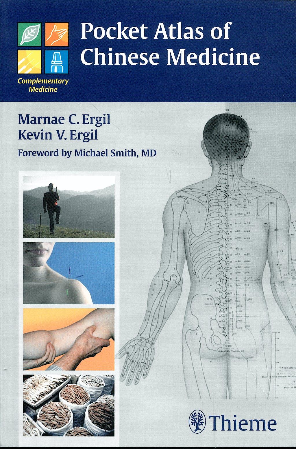 Portada del libro 9783131416117 Pocket Atlas of Chinese Medicine