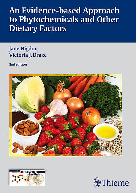 Portada del libro 9783131418425 An Evidence-Based Approach to Dietary Phytochemicals and Other Dietary Factors