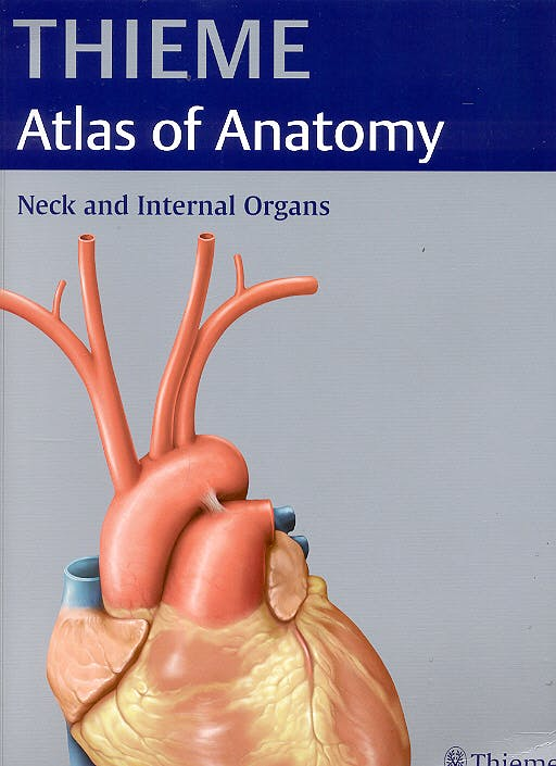 Producto: Thieme Atlas of Anatomy. Neck and Internal Organs (Softcover)