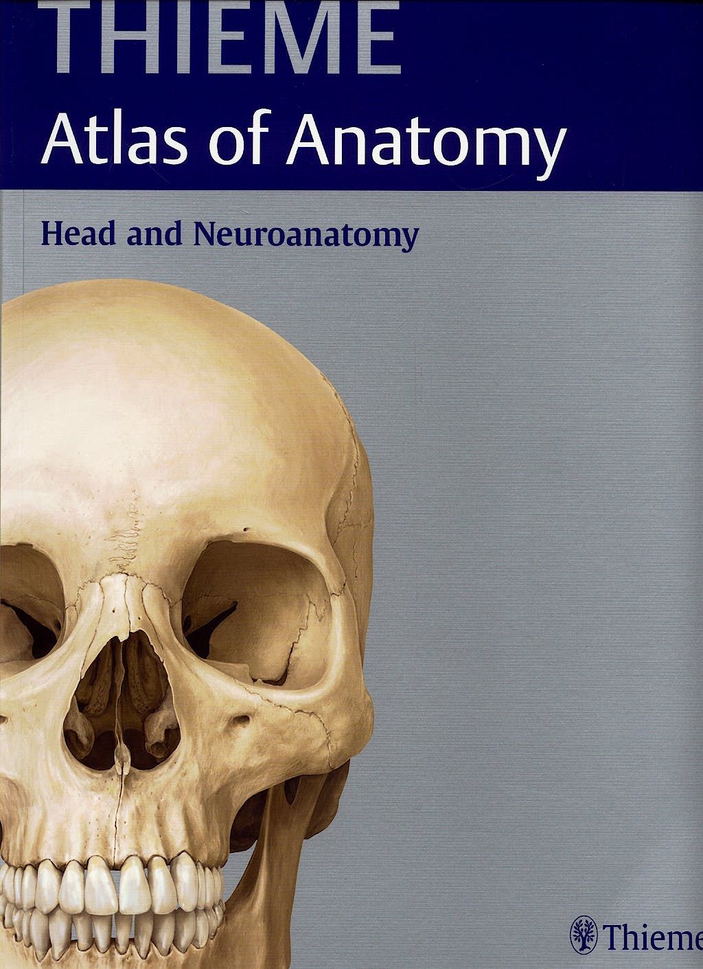 Producto: Thieme Atlas of Anatomy. Head and Neuroanatomy