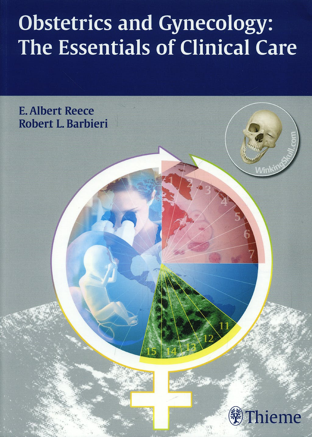 Portada del libro 9783131439512 Obstetrics and Gynecology. the Essentials of Clinical Care