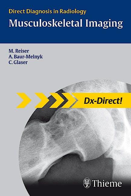 Portada del libro 9783131451613 Musculoskeletal Imaging