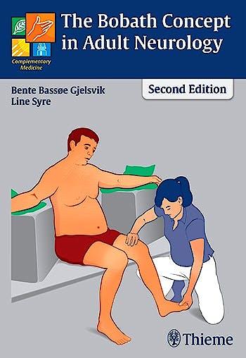 Portada del libro 9783131454522 The Bobath Concept in Adult Neurology