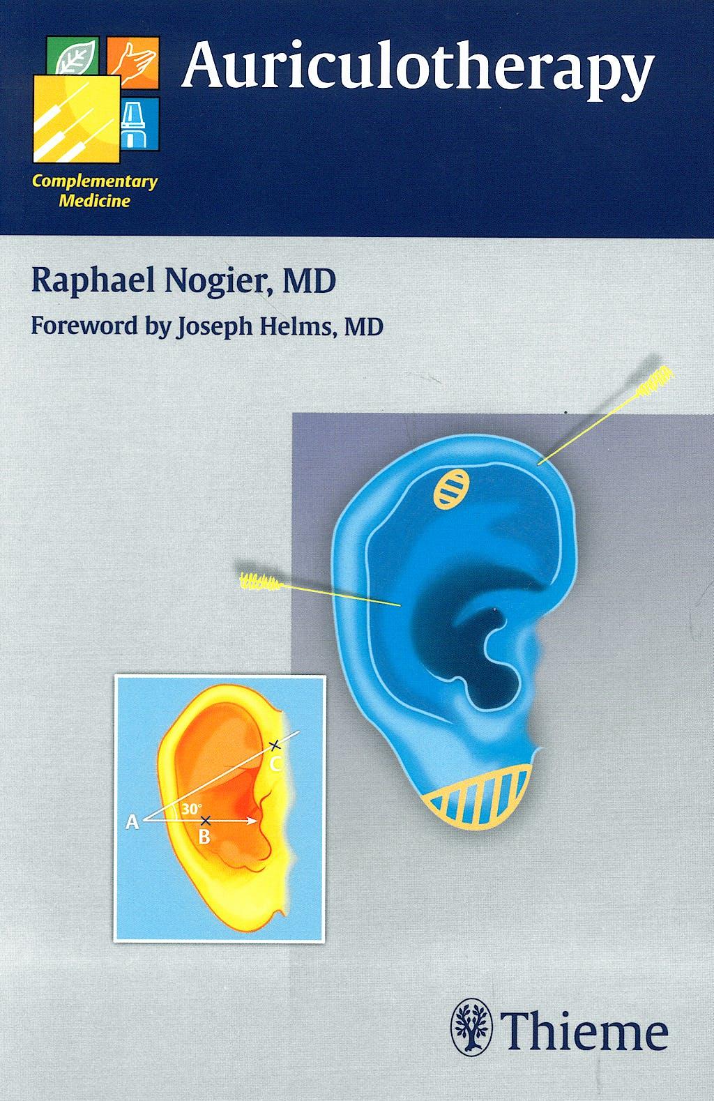 Portada del libro 9783131480019 Auriculotherapy