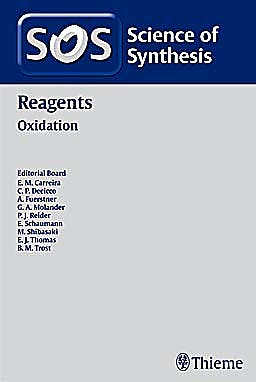 Portada del libro 9783131541819 Science of Synthesis Reference Library Reagents. Oxidation