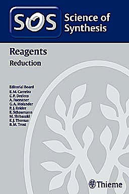 Portada del libro 9783131541918 Science of Synthesis Reference Library Reagents. Reduction