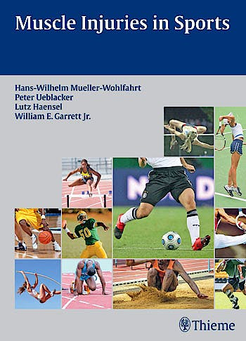 Portada del libro 9783131624710 Muscle Injuries in Sports