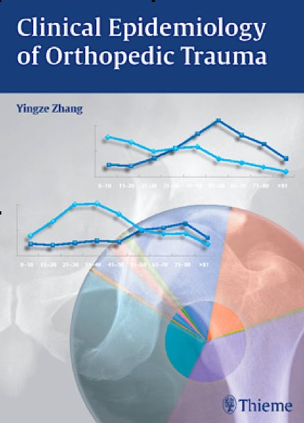 Portada del libro 9783131658814 Clinical Epidemiology of Orthopedic Trauma