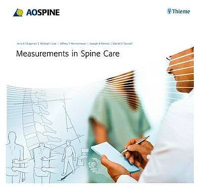 Portada del libro 9783131711915 Measurements in Spine Care