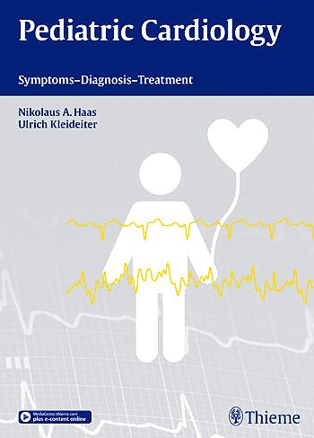 Portada del libro 9783131749413 Pediatric Cardiology. Symptoms - Diagnosis - Treatment