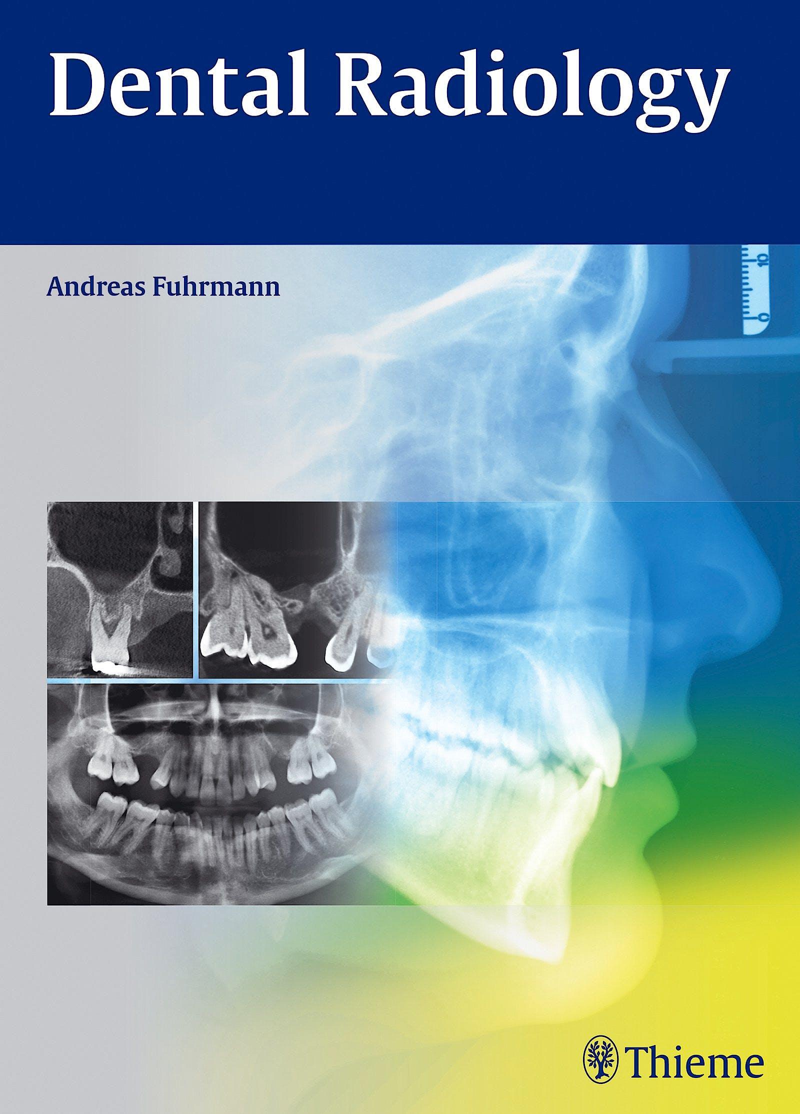 Portada del libro 9783132004214 Dental Radiology