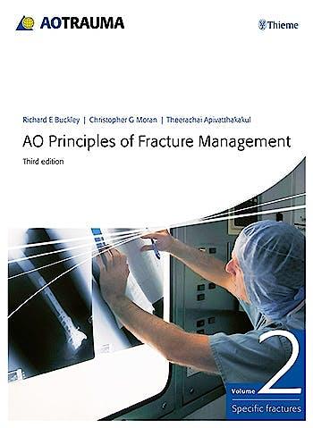 Portada del libro 9783132423091 AO Principles of Fracture Management, 2 Vols.