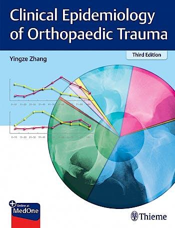 Portada del libro 9783132434240 Clinical Epidemiology of Orthopaedic Trauma