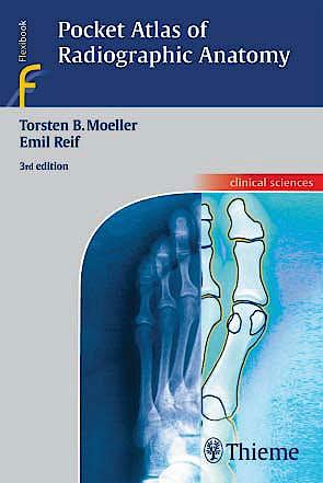 Portada del libro 9783137842033 Pocket Atlas of Radiographic Anatomy